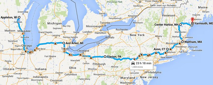 2014 Busmans Holiday Road Trip